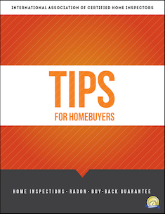 Homebuyer Tips, home inspection