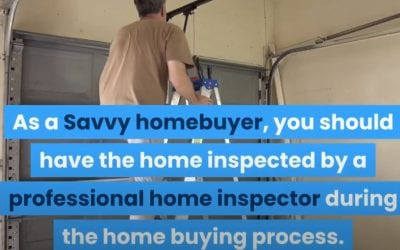 Why the home inspection is important
