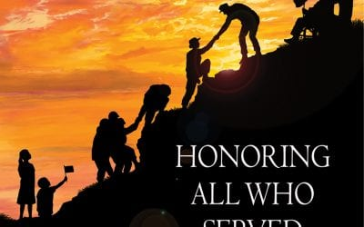 2020 Veterans Day Poster Contestwinner
