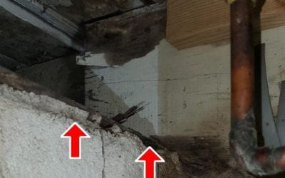 14 most expensive defects found during a home inspection